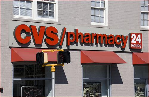 CVS Pharmacy storefront