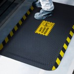 Step it up with safety message mats