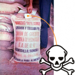 Misunderstood skull and crossbones label caused mass poisoning in Iraq