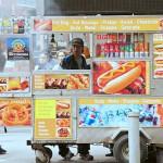 Street food vendors VS. NYC health department