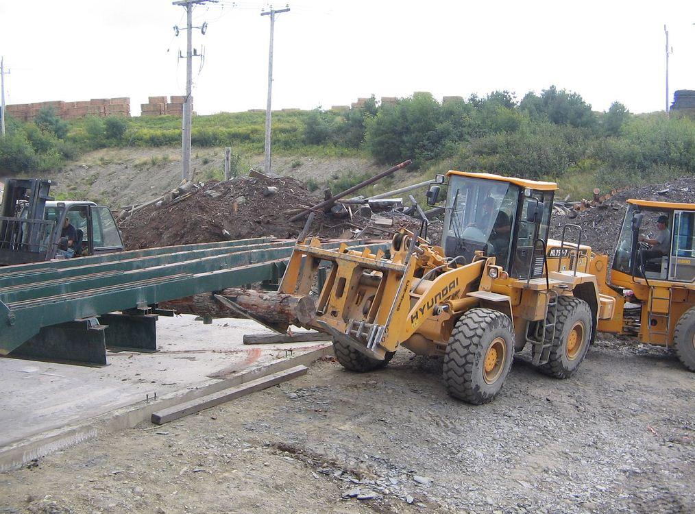 Sawmill Equipment is Hazardous