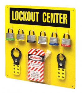 photo of lockout center