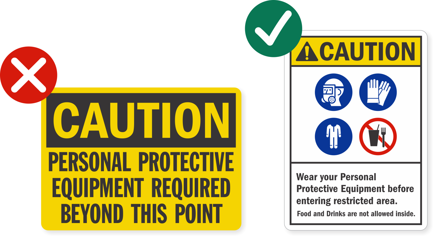 Will the ansi designs save more lives mysafetysign blog ppe nvjuhfo Gallery
