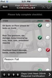 forklift safety pro app
