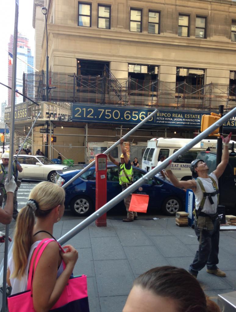 construction hazardspotting