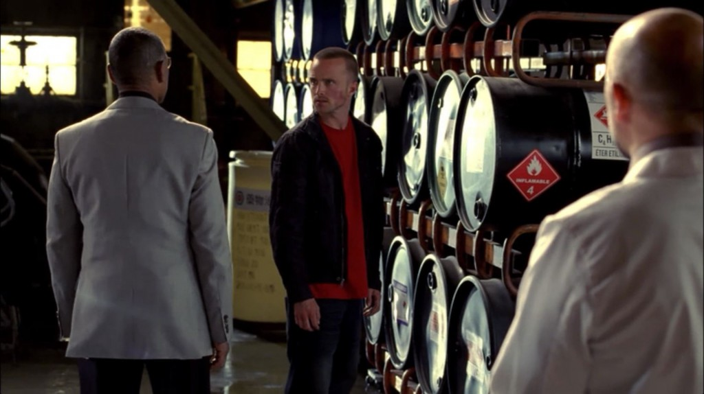 Breaking Bad barrels