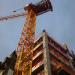 Construction industry's growth slows