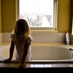 Lead poisoning in children? Blame old bathtubs