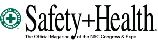 logo for Safety + Health