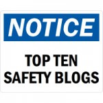 Top 10 safety blogs to read in the new year