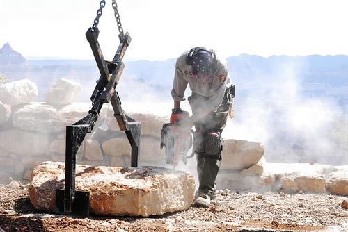 man-drilling-concrete-slab