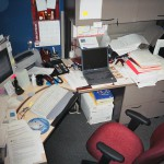 Dangers of the desk job