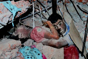 Dead Workers in 2013 Savar Building Collapse