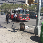 Fire safety on the mean streets of Brooklyn! #HazardSpotting