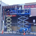 A refresher: Scissor lift safety