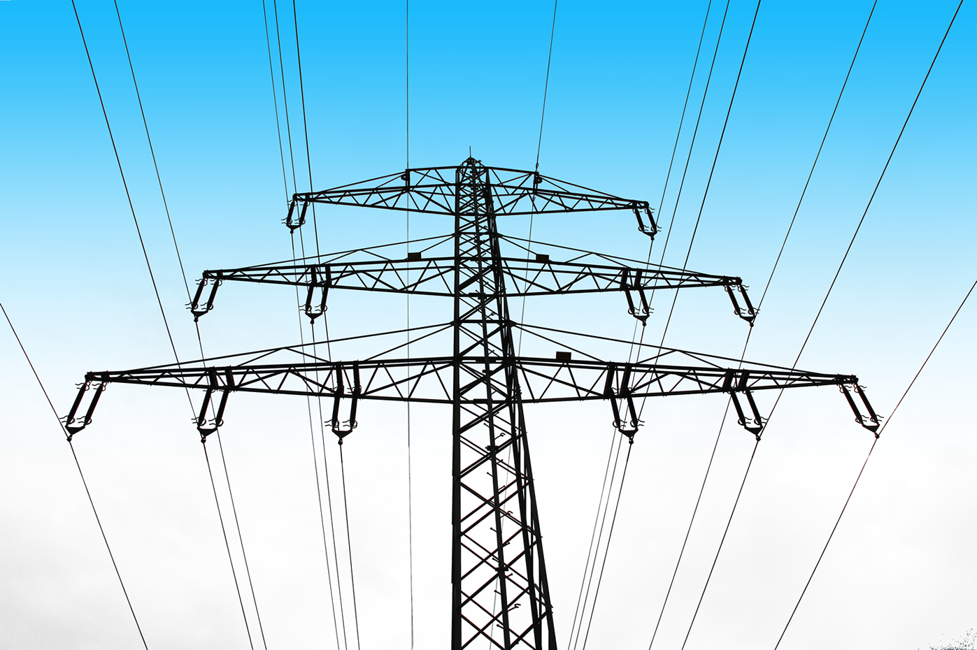 Overhead Power Line : Overhead power lines pose highest risk during non