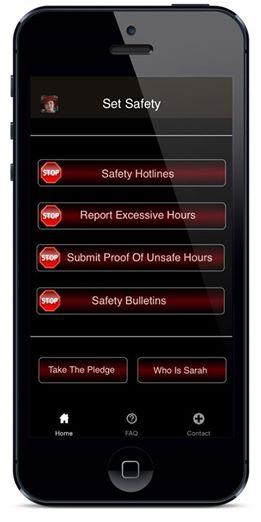Set Safety App On A Smartphone