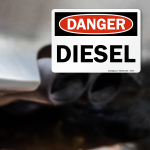 Minimize Hazards of Diesel Fuel Exposure