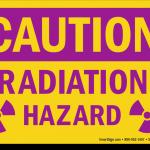 Varying Degrees of Exposure to Ionizing Radiation
