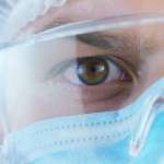 Using Eye Protection in Healthcare Settings