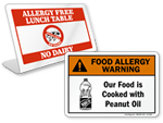 Food Allergy Warning Signs
