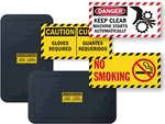 Hog Heaven Safety Message Mats