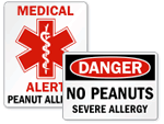 Peanut Allergy Signs