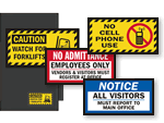 WaterHog Safety Message Mats