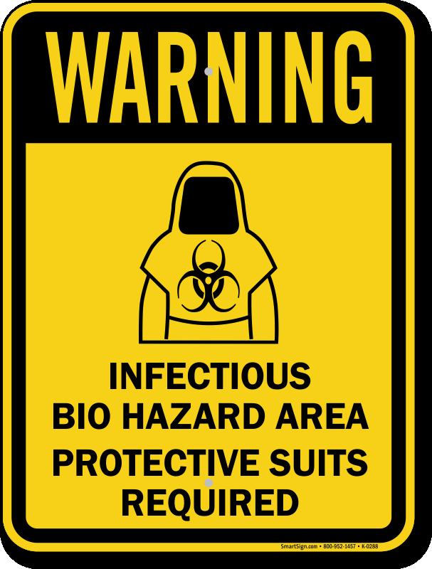 Biohazard Signs Biohazard Warning Signs
