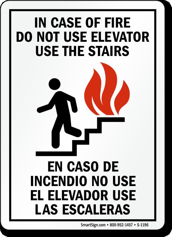 Elevator Signs Elevator Safety Signs Mysafetysign