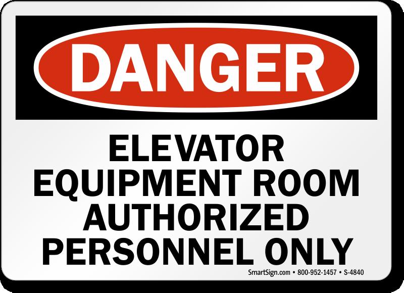 Danger Sign 24 x 36 In Hard Hat Area