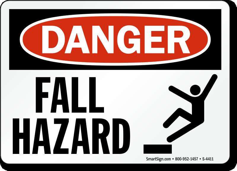 Hazardous ChemicalsHeavy Duty Sign or Label OSHA Danger Sign