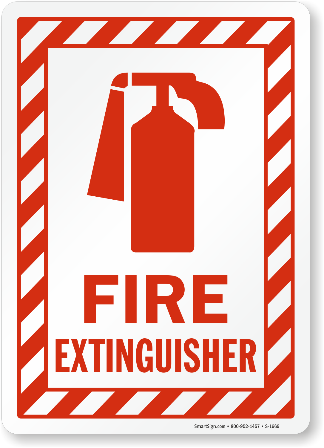 Fire Extinguisher Signs Fire Extinguisher Safety Signs