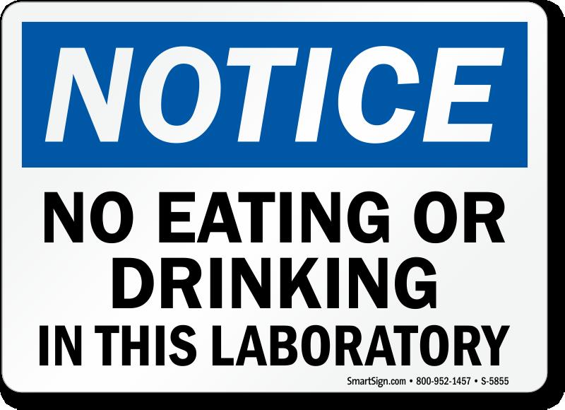 Lab Safety Signs Mysafetysign