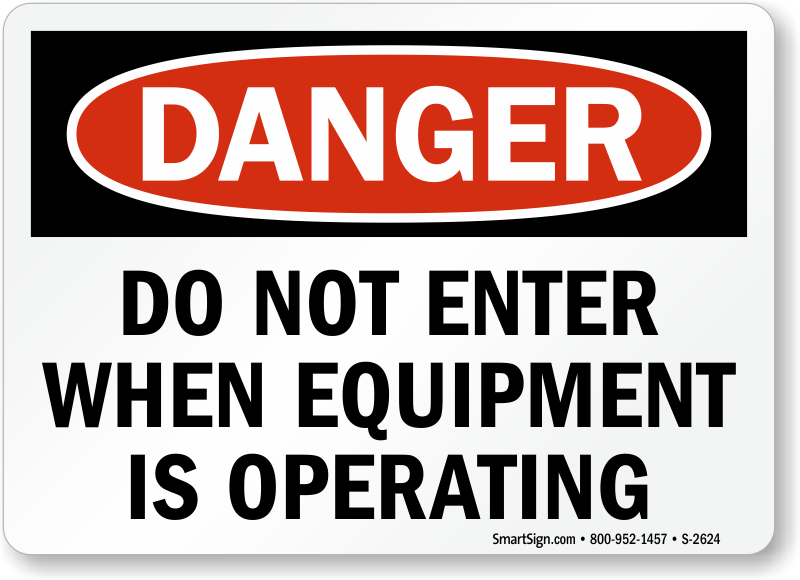 the hazards with operating a tractor Don't operate your tractor close to dams, pipes, drains or power lines, on steep slopes or near other potential hazards drive at a speed where.