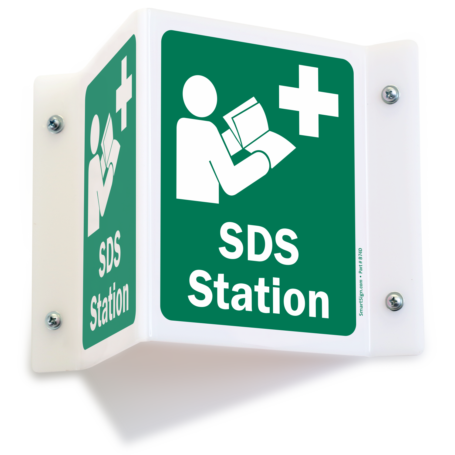 SDS Signs | MSDS Signs | Material Safety Data Sheet Signs