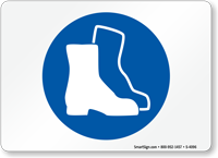 Safety Shoes Symbol