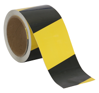 Striped Floor Stripe High Performance Marking Tape