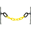 Loading Dock Yellow Safety Chain Kit