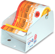 Dispenser for Paper Labels (fits rolls up to 4.5