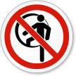 ISO Prohibition Sign