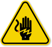 ISO Triangle Warning Sign