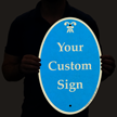 Custom Reflective Sign