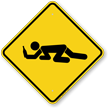 Student Crossing Sign