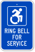 Updated Accessible Symbol Signs