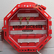 STOPOUT Look 'n Stop Group Lock Box