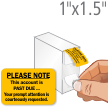 Grab-a-Label™ in Dispenser Box