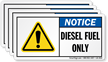 Chemical Notice Label