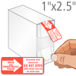 Shipping Grab-a-Label in Dispenser Box