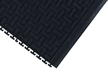 Comfort Scrape HD Modular Tile Mat Without Holes, 18 in. x 19.125 in.